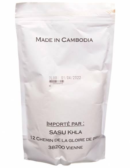 Fleur de sel de Kampot - poche 1kg