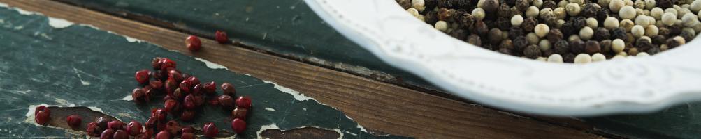 Mélanges poivres en grain de Kampot - KHLA, épicerie fine bio