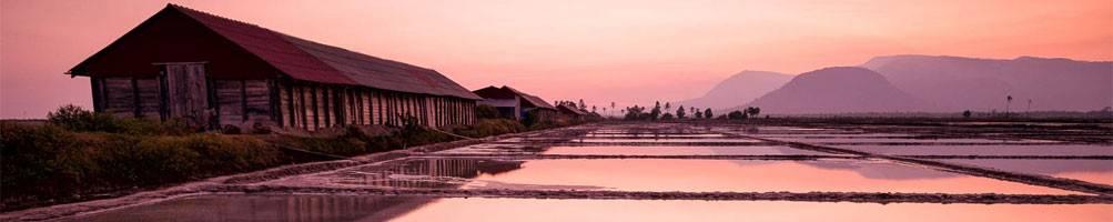 Sel de Kampot et de l'Himalaya - KHLA, épicerie fine bio