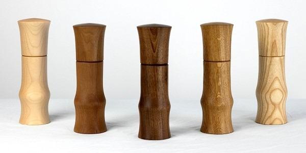 Frédéric Brondel, artisan créateur de moulins en bois