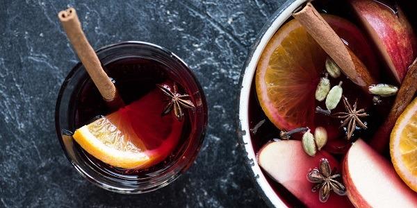 Vin chaud: la recette simple et gourmande